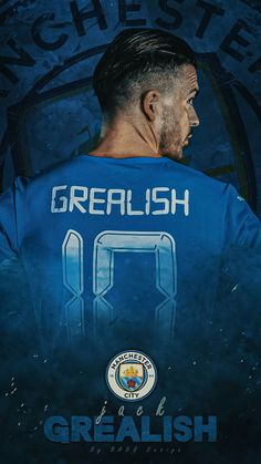 Zen, Jack Grealish, Manchester City, Sports, Backgrounds