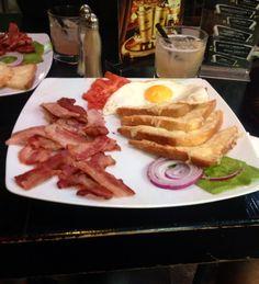 #sniadanie czy #kolacja - sam juz nie wiem. #breakfast #dinner #warszawa