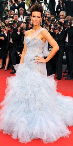 Kate Beckinsale in Marchesa