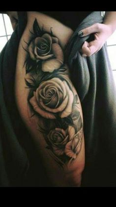 Side Hip Tattoos, Girl Neck Tattoos, Hip Tattoos Women, Shoulder Tattoos For Women, Best Tattoos For Women, Sleeve Tattoos For Women, Sexy Tattoos, Body Art Tattoos, Tatoos