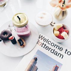 DAG ROTTERDAM; ALLE KINDVRIENDELIJKE TIPS Best Breakfast, Rotterdam, Panna Cotta, Shops, Cool Stuff, Ethnic Recipes, Kids, Food, Young Children