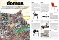 #plex table, design by #altreforme #officina published on @Domus, April 2011 #interior #home #decor #homedecor #furniture #aluminium