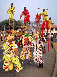 stillwalkers at Accra - Ghana