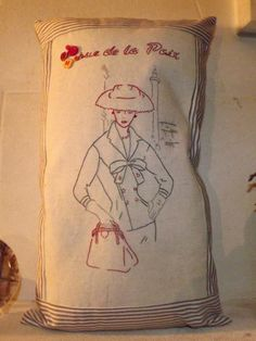 BRODERIE TRADITIONNELLE - provencale