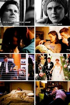Yeah sure Booth no you are perfect for each other