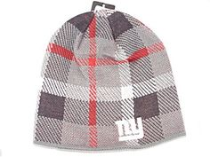 New York Giants Licensed NFL Beanie chullo Jeep hat cap - color: grey by Reebok. $9.99. New York Giants Licensed NFL Beanie chullo Jeep hat cap