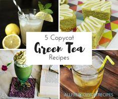 5 Copycat Green Tea Recipes   AllFreeCopycatRecipes.com
