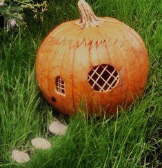 TEN TINY Pumpkin Houses/Huts- HAPPY HALLOWEEN! | Relaxshax's Blog
