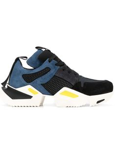 new arrivals f931c d4ce5 UNRAVEL PROJECT UNRAVEL PROJECT NEO RUNNING SNEAKERS - BLUE.  unravelproject shoes