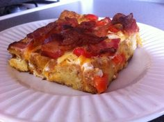 Charleston Breakfast Casserole - What's Cooking with Jim