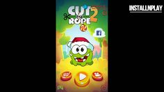 Cut the rope 2 * Editors Choice * Best Puzzle Game