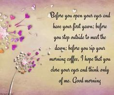 For you, I have collected the sweet and romantic good morning messages for him that you can send to your boyfriend to express your feelings in the morning. Good Morning Handsome Quotes, Cute Morning Quotes, Good Morning Love You, Romantic Good Morning Messages, Good Morning Meme, Gd Morning, Good Morning Wishes, Positive Good Morning Messages, Morning Message For Him