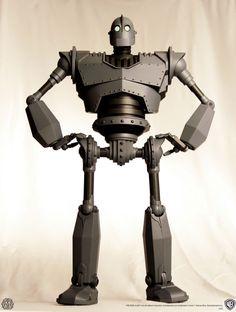 """Iron Giant 16"""" Toy by Mondo"""