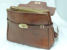 Texier Leather Satchel - $89.00