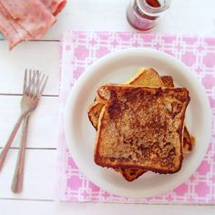 Traditional French Toast- I know a certain husband who would love me forever for this one! :)