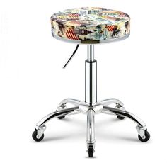 158.92$  Watch here - http://alido2.worldwells.pw/go.php?t=32696009007 - New fashion beauty chair salon work and  stool master rotary lifting 158.92$