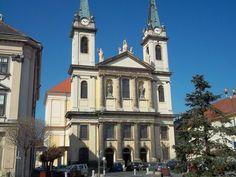 Sarlós Boldogasszony Főszékesegyház Szombathely IOAN SZILY PRIMUS EPPUS SABAR MDCCXCVII Szily János, Szombathely első püspöke 1797