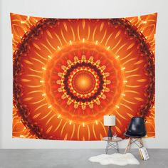 Buy Mandala independence Wall Tapestry by Christine baessler. Worldwide shipping available at Society6.com. Just one of millions of high quality products available.
