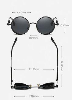 b83f76498 Jacob Polarized Sunglasses Gothic Steampunk Sunglasses - Technigadgets