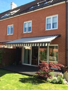 Choosing The Right Awning For Your Shop House Awning