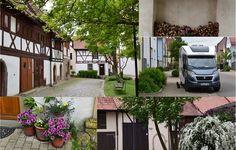 Genuss Reiseziel Geldersheim: eines der schönsten Dörfer in Bayern  ... #twowomo #franken