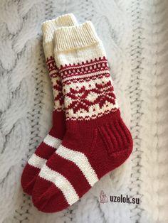 Knitting Socks, Hand Knitting, Diy Crafts For Gifts, Kids Socks, Knitting Projects, Christmas Stockings, Free Pattern, Knit Crochet, Villa