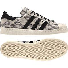 reputable site b1c14 0e736 adidas Männer Superstar 80s Chinese New Year Schuh - weiss schlangenleder  optik Adidas Männer, Sneakers