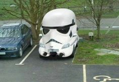 Camping Car Star Wars !