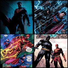 Crítica | Batman – O Cavaleiro das Trevas #5 a 9 (Novos 52) - Plano Crítico