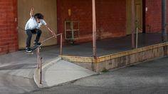 Chris Pfanner - arquivos originais - Clube do skate.