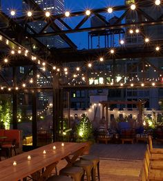 10 NYC rooftops you need to visit this summer