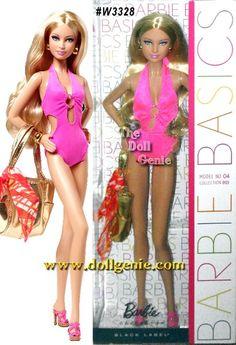 Great Deals on Barbie Dolls at the Doll Genie Barbie 2000, Barbie Model, Barbie And Ken, 1980s Barbie, Girl Dolls, Baby Dolls, Barbie Basics, Barbie Doll Accessories, Beautiful Barbie Dolls