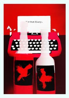 The Rum Diary by Rocco Malatesta