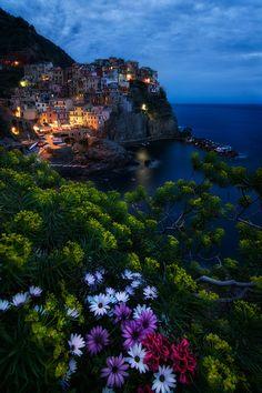 ~~A date with Manarola, Italy by Gianluca Podestà~~
