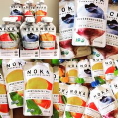No excuses 2016 is how we are starting 2016 at Danette's Urban Oasis with our new arrivals of Noka Organics, Vegan, Superfoods blends in 3 yummy Flavors!