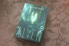 Biblioteca nerd: Alien de Alan Dean Foster