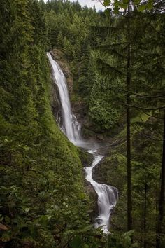 105 Places to Go and Things to Do In Western Washington Wallace Falls at Wallace Falls State Park