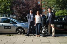 Uber turns on electric vehicles in UK starting with 50 cars in London The race for who will take the leadin the next generation of automotivetechnology is on and today Uber is kicking off a program that it hopes will help put it in pole position. Today the transportation-on-demand behemoth is launching a new electric car service in the UK in partnership with Nissan and Chinas BYD where it will offer leasing and purchase options for fully-electric cars (BYD E6s and Nissan Leafs) to its…