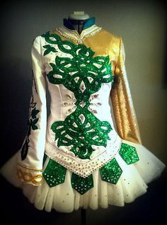 Craggane Designs Irish Dance Dresses | Fen and Meadow