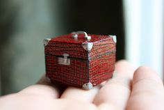 Miniature box/case