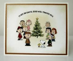 CCC14 Charlie's Awesome Christmas by stiz2003 - Cards and Paper Crafts at Splitcoaststampers