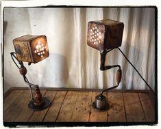 """LES LAMPES """"CHIGNOLE"""""""