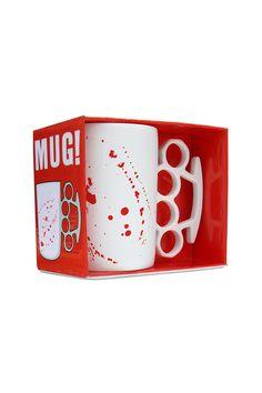 Thabto Knuckle Duster Mug