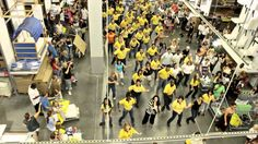 Ikea Sunrise Dance Flash Mob