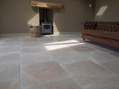 Image result for limestone tiles Limestone Flooring, Tile Floor, Tiles, House, Image, Room Tiles, Home, Tile, Tile Flooring
