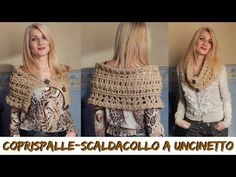 COPRISPALLE /SCALDACOLLO A UNCINETTO - NUNZIA VALENTI - YouTube
