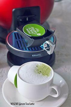Dolce Gusto Nescafé Green Tea Latte