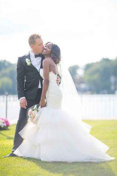 Real Weddings {New York}:  www.blackbride.com Photography by, http://www.keshalambert.com/