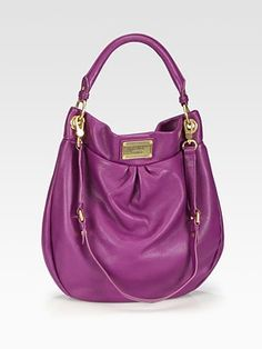 ~~Marc by Marc Jacobs Classic Q Hillier Hobo~~