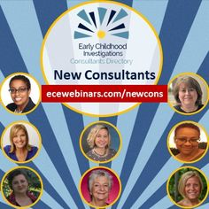 #EarlyChildhoodEducation #ECE #Consultatns #Leadership #ECEWebinars #Training Early Childhood Education, Getting To Know, Investigations, Leadership, Training, News, Early Education, Study, Work Outs